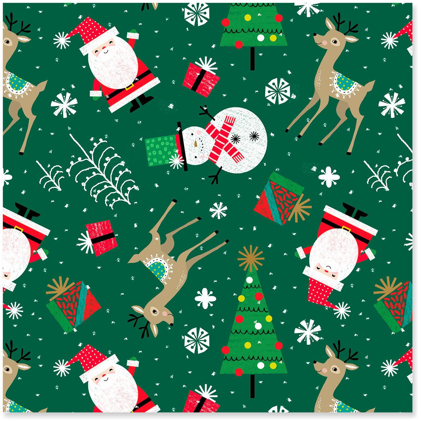 jumbo christmas wrapping paper roll wrapping paper hallmark - Cheap Christmas Wrapping Paper