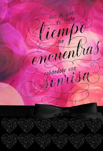 More in Love Spanish Valentine\'s Day Card - Greeting Cards - Hallmark