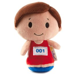 itty bittys® Track Boy LIMITED EDITION Stuffed Animal, , large