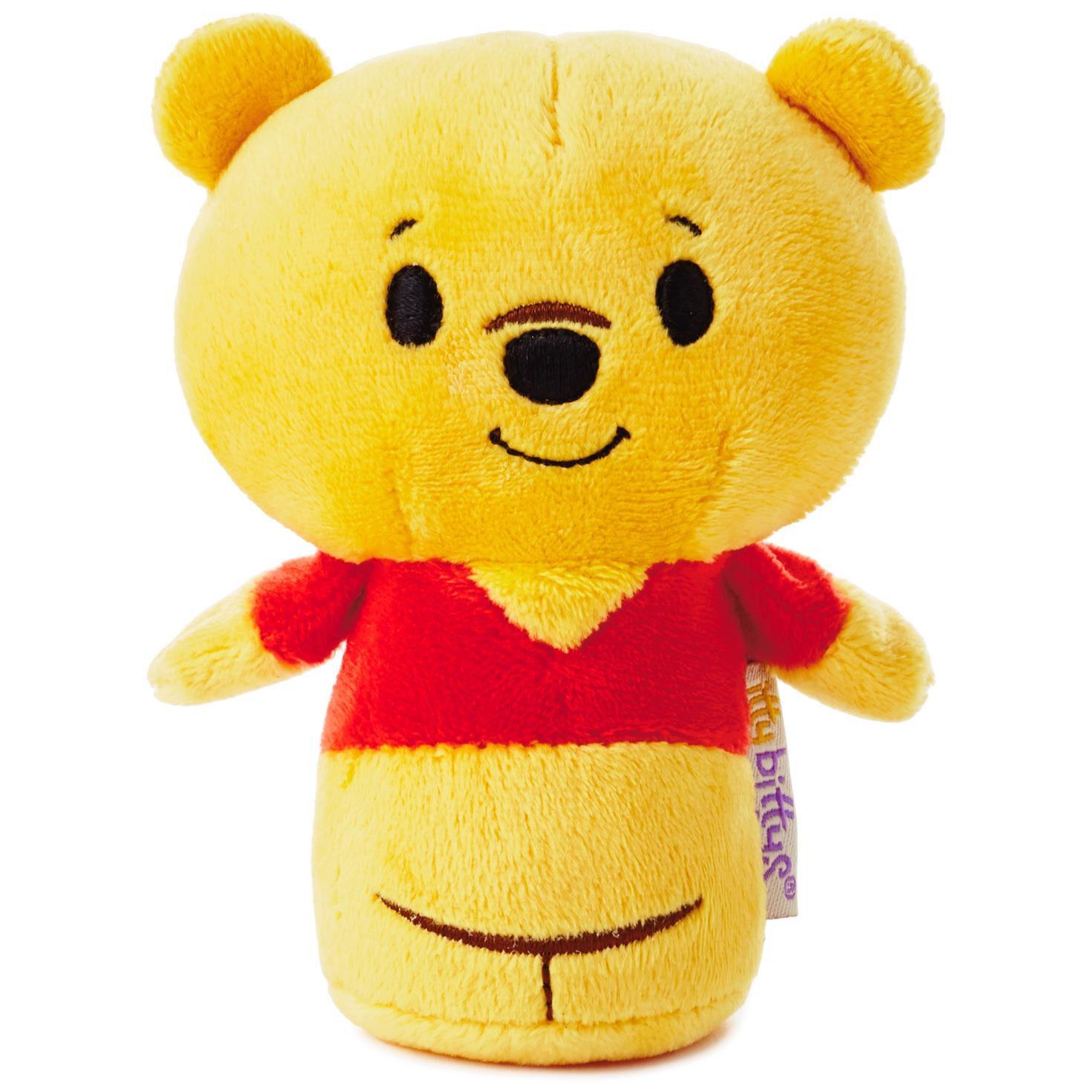 22fd6c4c92a8 itty bittys® Disney Winnie the Pooh Stuffed Animal - itty bittys® - Hallmark