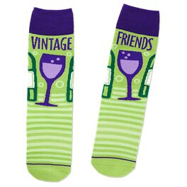 Vintage Friends Toe of a Kind Socks, , large