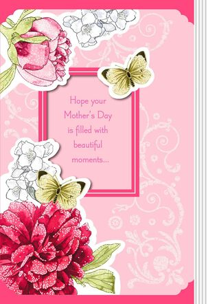 Happy Mother's Day From Both of Us Card