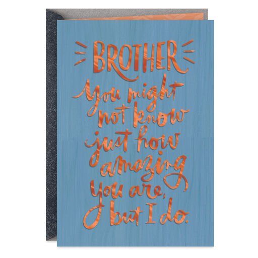 Youre So Amazing Fathers Day Card For