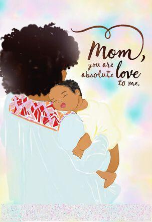 Jill Scott Absolute Love Mother's Day Card