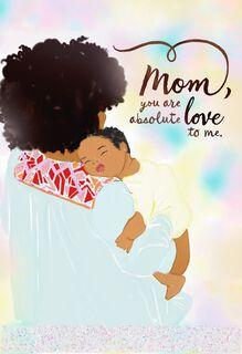 Jill Scott Absolute Love Mother's Day Card,