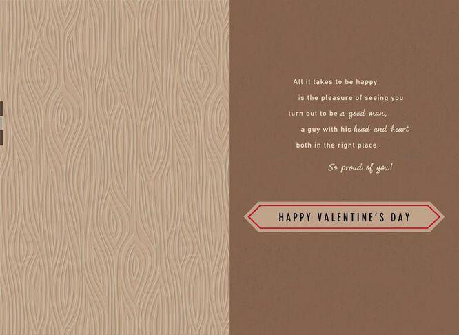 Great Son Valentines Day Card  Greeting Cards  Hallmark