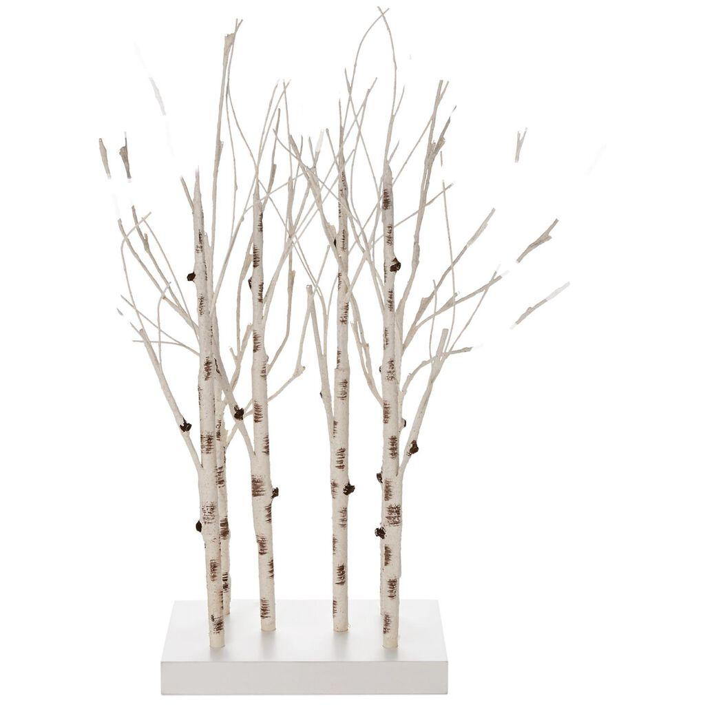 birch tree branches lighted decor 28 decorative accessories