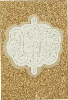 A Hundred Kinds of Happiness Birthday Card,
