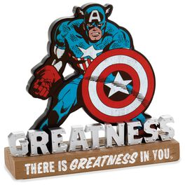 Captain America Desk Accessory, , large