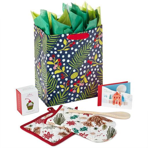 Christmas Cupcakes Baking Gift Set