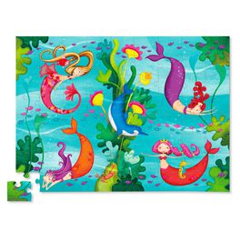 "Crocodile Creek Mermaid 72-Piece  14"" x 19"" Junior Jigsaw Puzzle, , large"