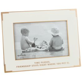 Time Passes Picture Frame, 4x6, , large