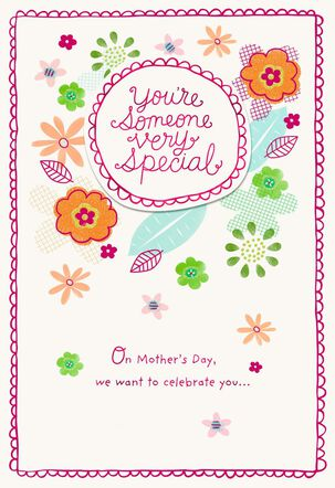 From Your Family  Mother's Day Card