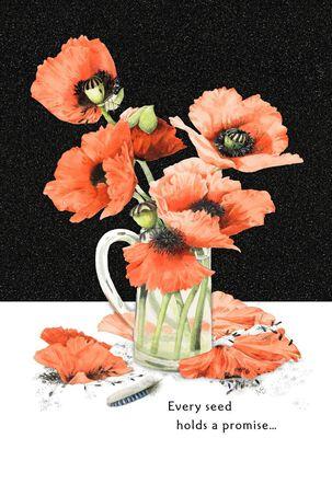 A Promise for a Good Year Marjolein Bastin Birthday Card