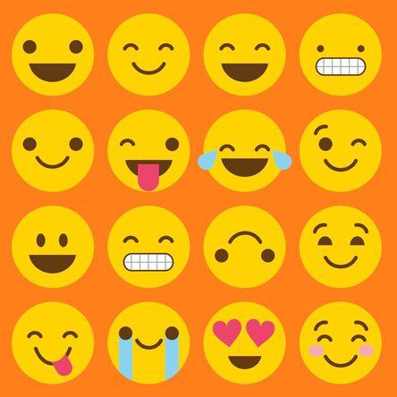Happier than emojis musical birthday card greeting cards hallmark happier than emojis musical birthday card m4hsunfo