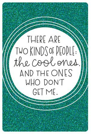 Cool Ones Friendship Card