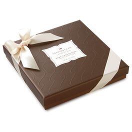 7 oz. Assorted Dark Chocolate Candy in Gift Box, , large