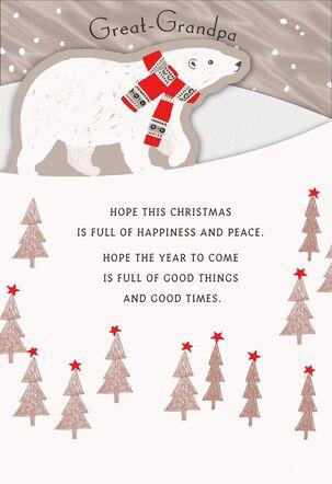 Great-Grandpa Christmas Card