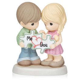 Precious Moments® You Hold The Missing Piece to My Heart, , large