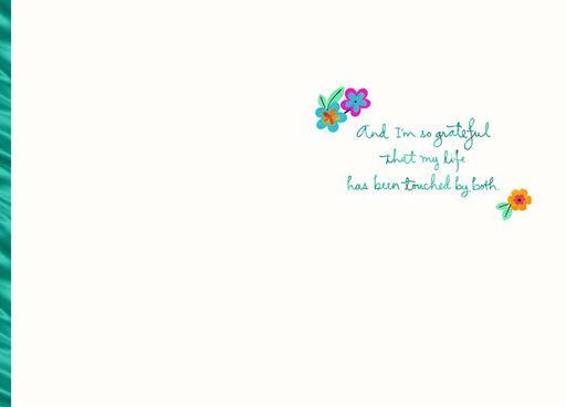 Caring Heart Generous Spirit Thank You Card,