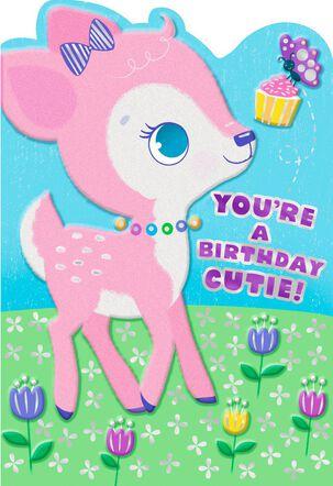 Full of Giggles Birthday Card