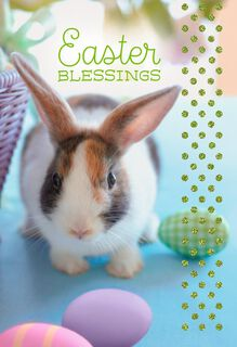 Blessings to You Easter Card,