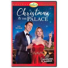Christmas at the Palace DVD - Hallmark Channel - Hallmark