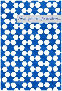Past Present Future Passover Cards, Pack of 6,