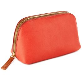 Mark & Hall Coral Cosmetic Case, , large