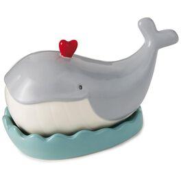 Whale-Shaped Trinket Holder, , large