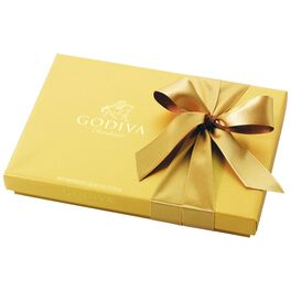 Godiva Chocolatier Assorted Chocolates in Gold Gift Box, 36 Pieces, , large