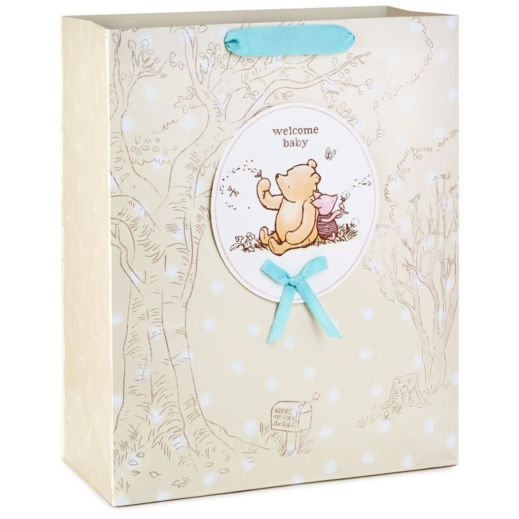 3e40da88921c Winnie the Pooh Baby X-Large Gift Bag