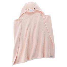 Kitty Hooded Bath Towel, , large