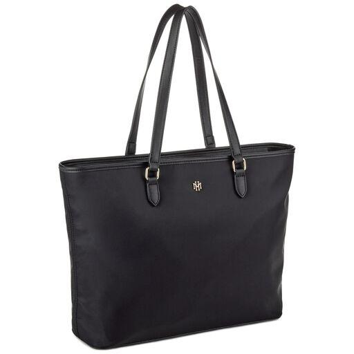 Mark   Hall Black Tote Bag ... 9342aeb469031