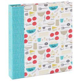 Comfort Foods Recipe Organizer Book, , large