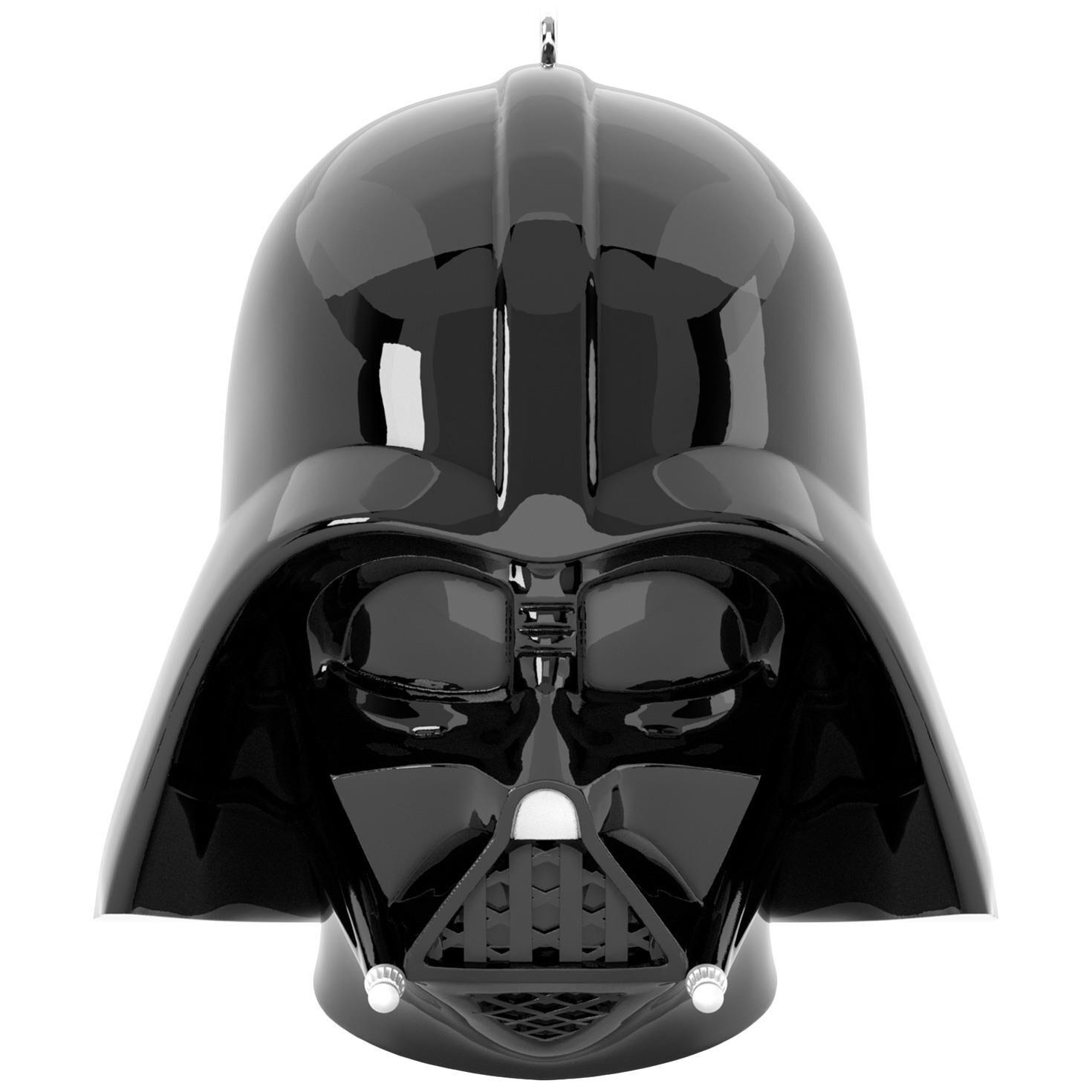 Star Wars™ Darth Vader™ Helmet Sound Ornament - Keepsake Ornaments ...