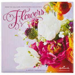 Flower Bouquets 2018 Wall Calendar, 12-Month, , large