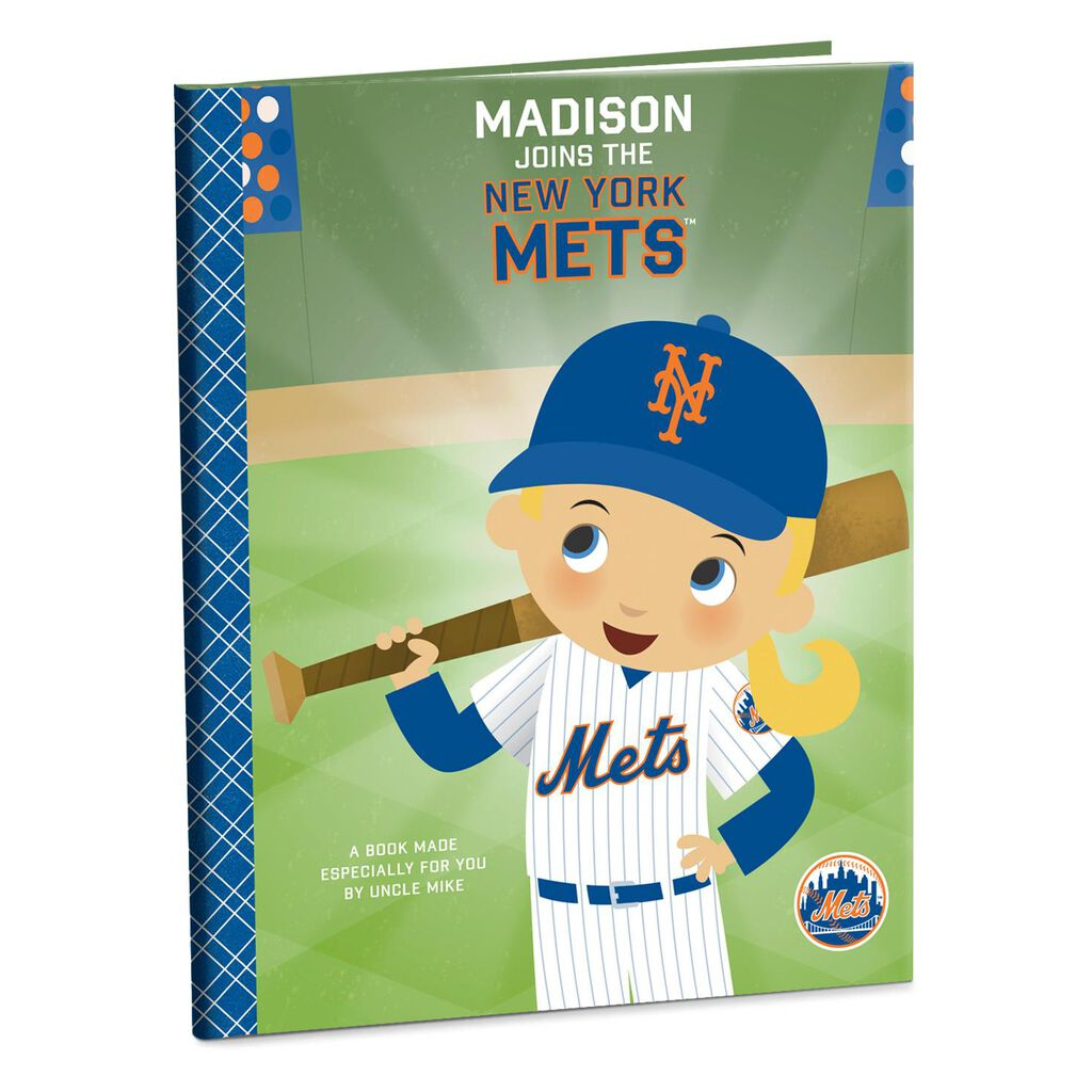 New York Mets™ Personalized Book - Personalized Books - Hallmark