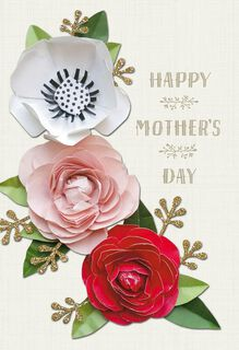 Beautiful Mom Mother's Day Card,