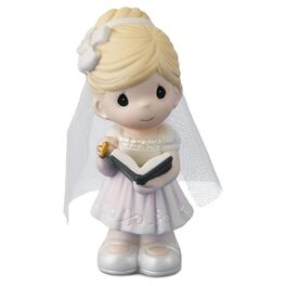 Precious Moments® First Communion Girl Figurine, , large