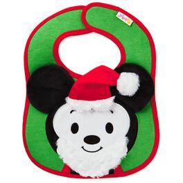 Mickey Mouse Christmas itty bittys® Baby Bib, , large