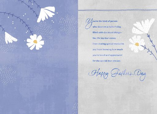 You're a Special Man, Dad Father's Day Card,