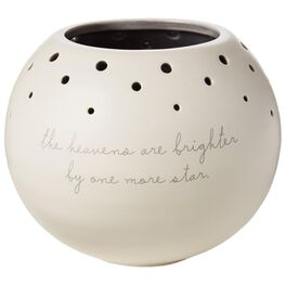 The Heavens Are Brighter Candle Holder, , large