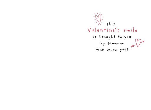 Someone Who Loves You Valentine's Day Card,