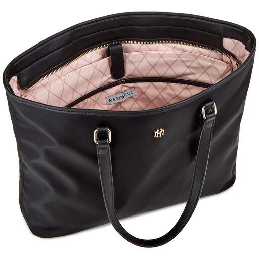 645c11497e52 Mark   Hall Black Tote Bag