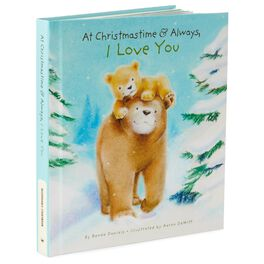 At Christmastime and Always, I Love You Recordable Storybook, , large
