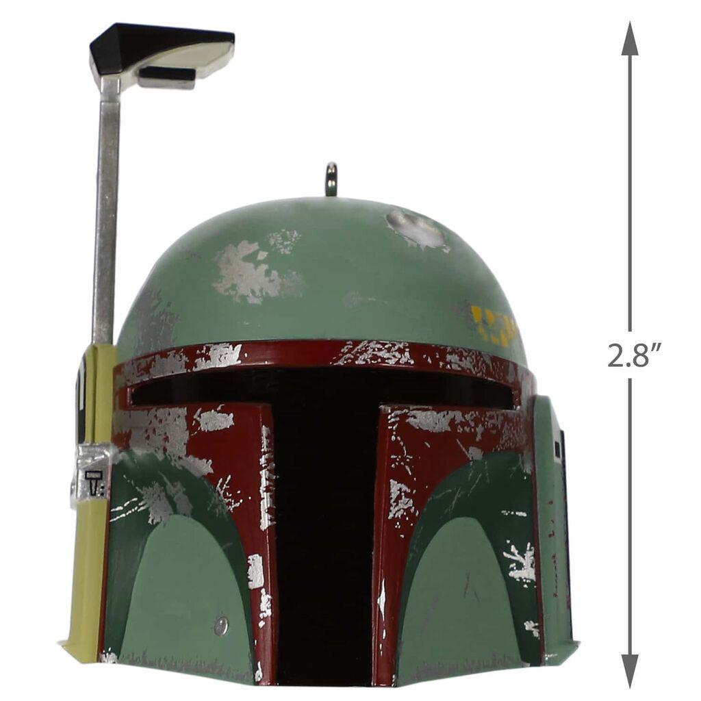 c8ab21d6ff7 Star Wars™ Boba Fett™ Helmet Ornament With Sound - Keepsake ...