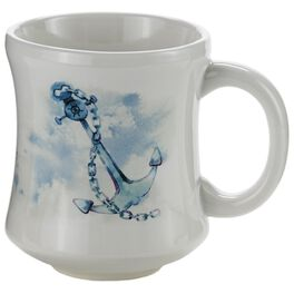 Anchor Ceramic Mug, , large