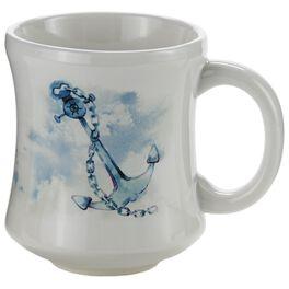 Anchor Ceramic Mug, , large