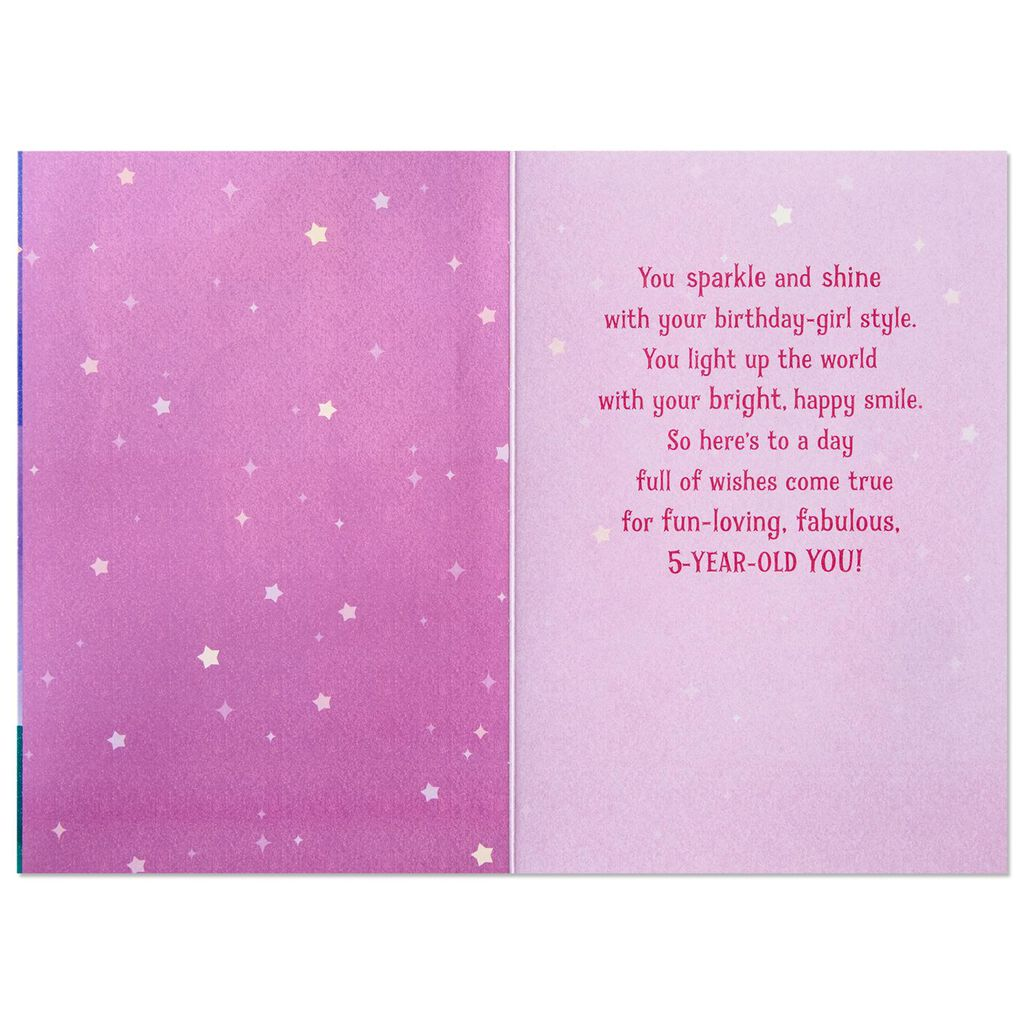 Birthday Card For Girl Fun Loving 5